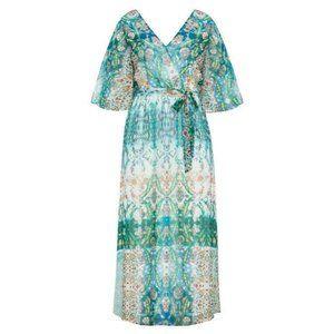City Chic Istanbul Rhinestone Maxi Dress Plus Size